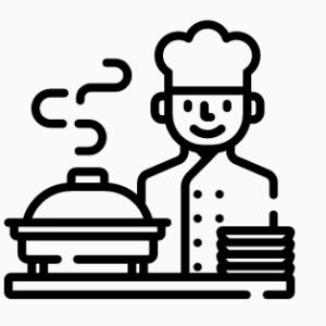 Catering en keukenmateriaal