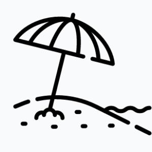 beach / strand / maritiem / onder water