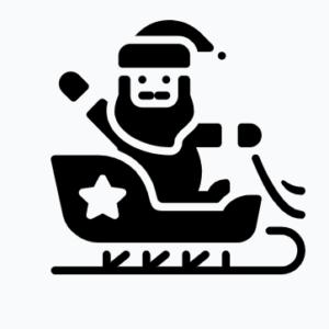 sint / kerstman